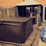 8ft x 8ft Hot Tub Base Featured Image