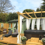 7ft x 7ft Hot Tub Base Installation - Customer Review Featured Image