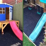 Rubber Grass Mats Under Play Areas Featured Image