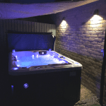 7ft x 5ft Hot Tub Base Install - Featured Image