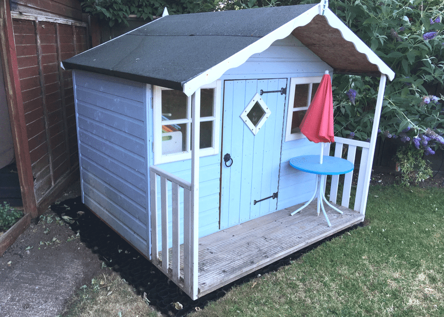 9ft x 9ft Playhouse Featured Image