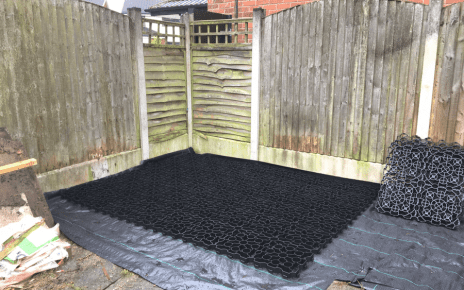 8ft x 8ft Plastic Shed Base Featured Image
