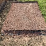 Shed Base and Gravel