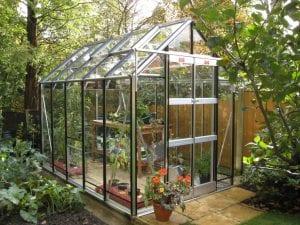 Aliminium Greenhouse Image 6