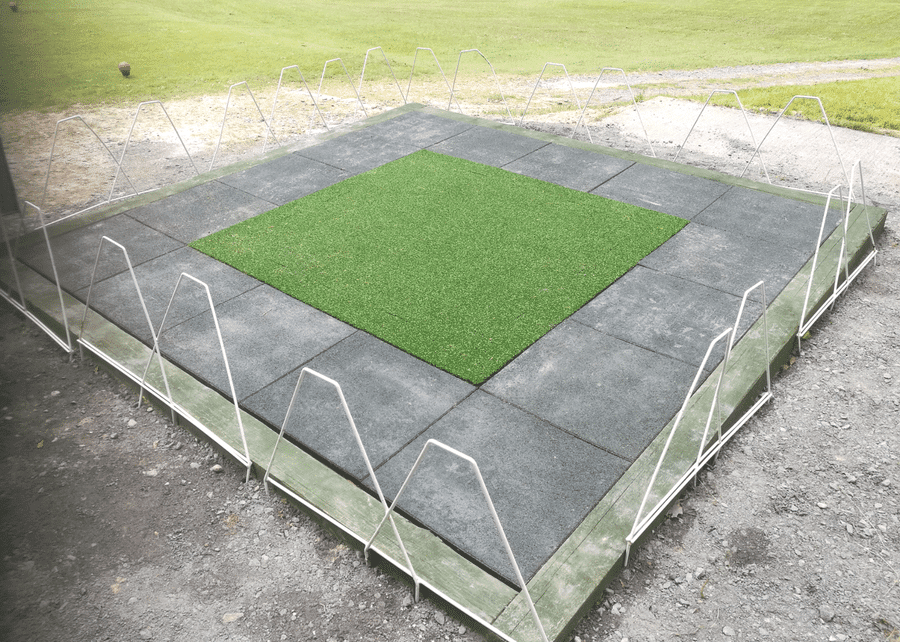 Glynhir Golf Club Rubber Play Tiles Featured Image