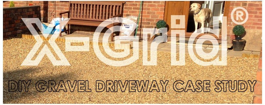 X-Grid gravel driveway Featured Image