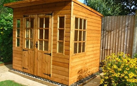 8ft x 6ft Summerhouse Featured Image
