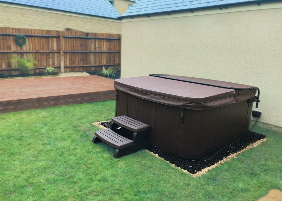 7ft x 7ft Hot Tub Base Featured-Image