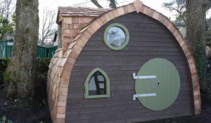 Dore Garden Offices - Hobbit Hole Playroom