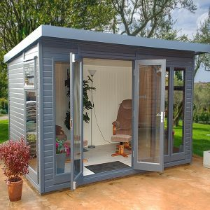 Garden Building Centre - Malvern Studio Pent
