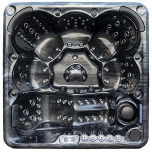Hot Tub Master - Crescent Bay Deluxe II