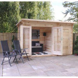 Simply Log Cabins - Mercia Log Cabin