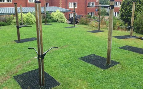 Fitness-Tree-With-Rubber-Grass-Mats-Featured-Image