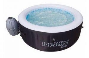 LayzSpa Hot Tub