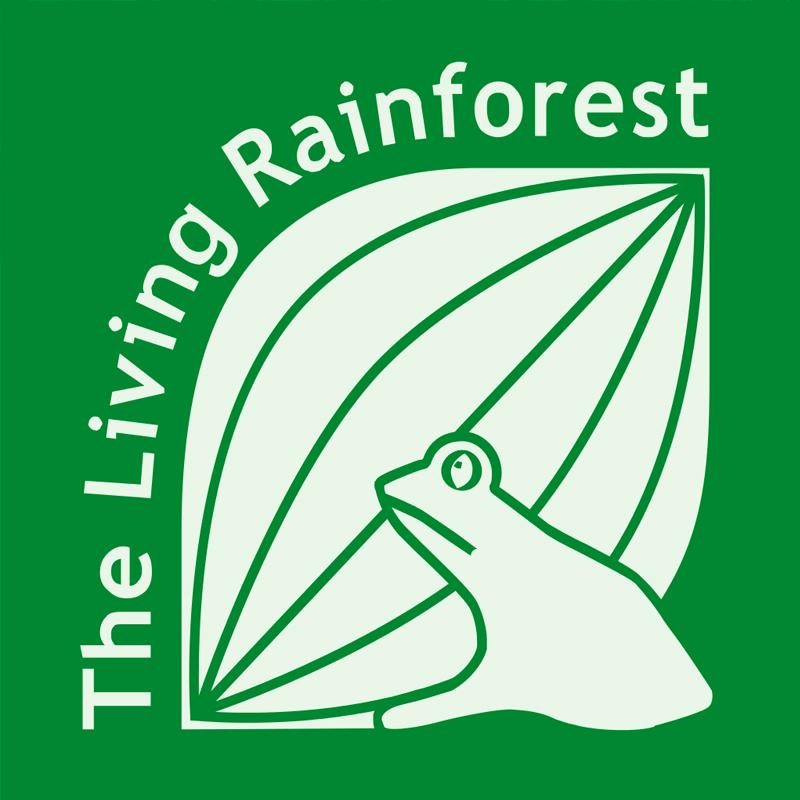 Living-Rainforest-Logo