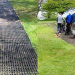 Lancaster Golf Club's Rubber Grass Mats Path - Featured Image