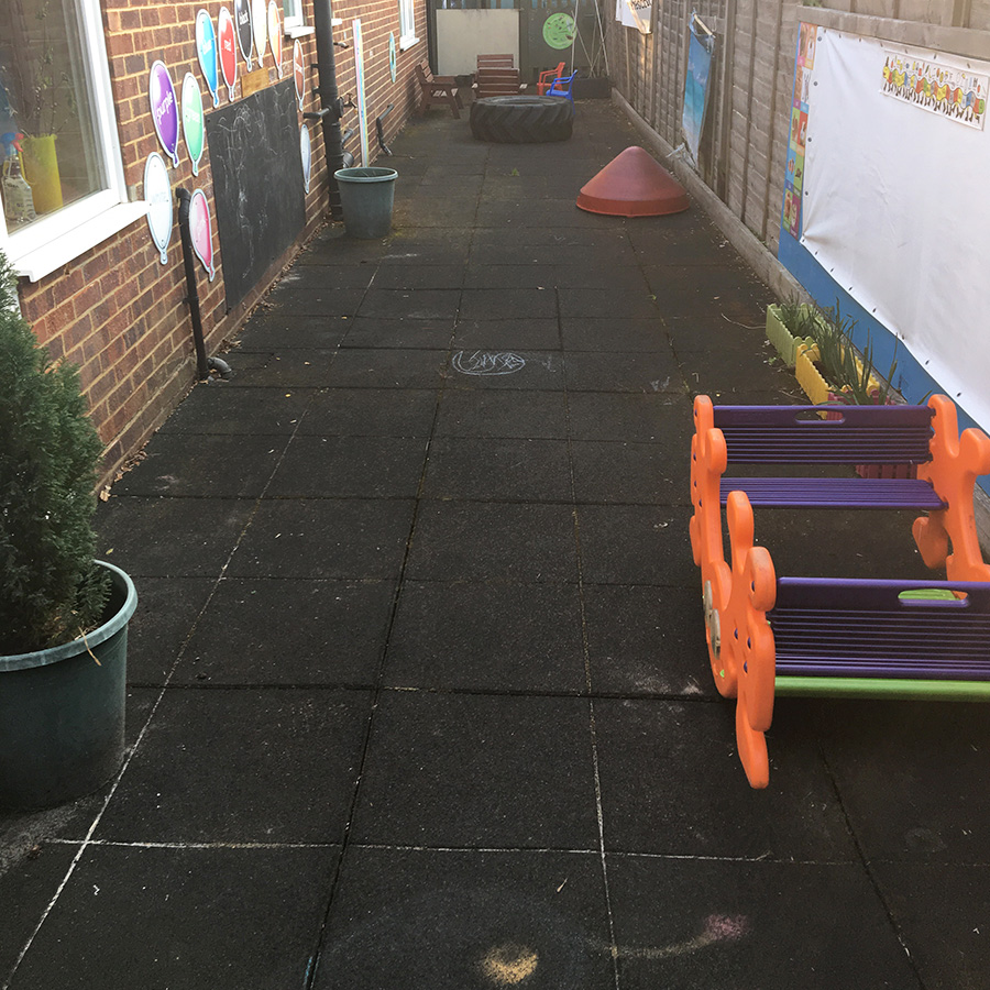 Using Rubber Play Tiles To Create A Safe Play & Learning Area - Conclusion
