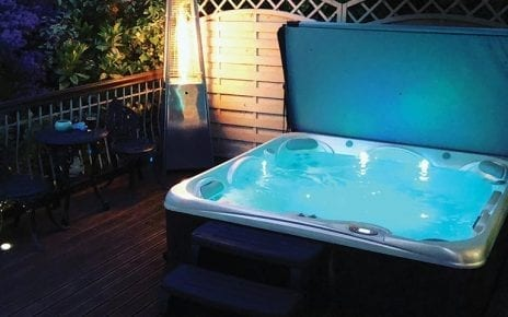 8ft x 8ft Hot Tub Base Install - Featured Image