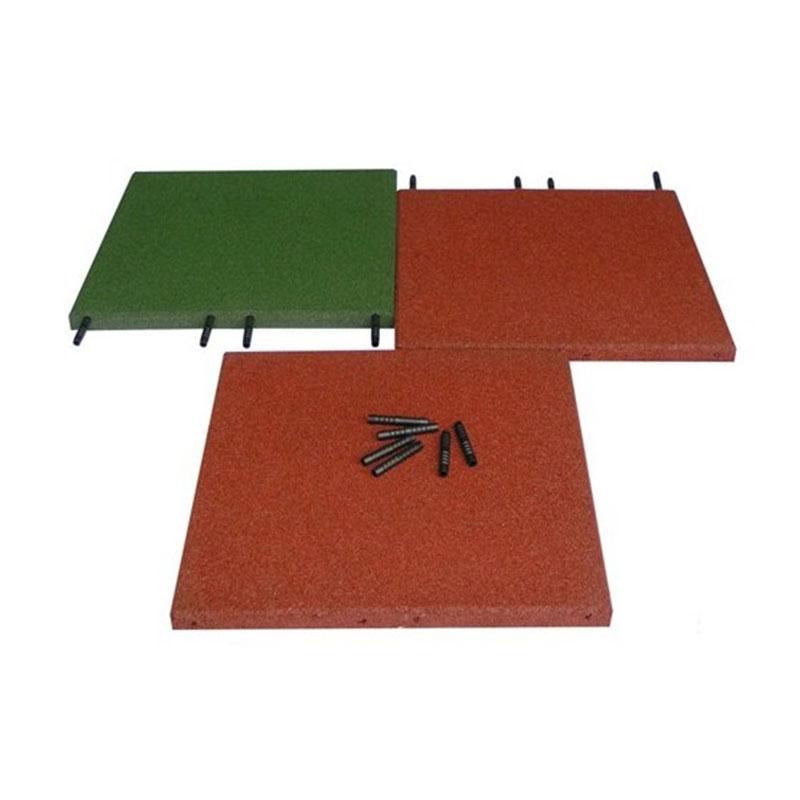 Rubber Roof Tiles Brick Bond
