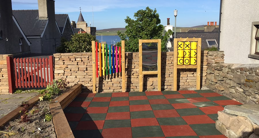 Sensory-Play-Trail-Installation-Using-Rubber-Play-Tiles---Featured-Image