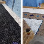 13m² X-Grid Multicoloured Gravel X-Grid Garden Path - Featured Image