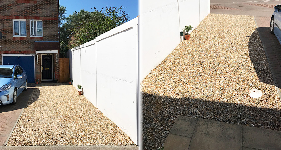 20m² X-Grid Gravel Driveway Installation - Featured Image