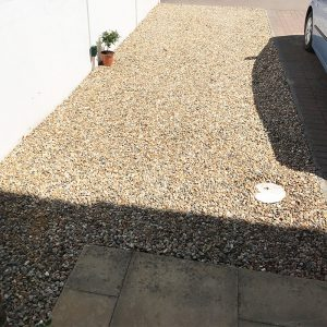 Gravel Driveway Installation - Completed
