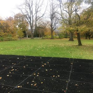 Sheffield-Botanical-Gardens---Rubber-Grass-Mats-Used-For-Bonfire-Night-Event