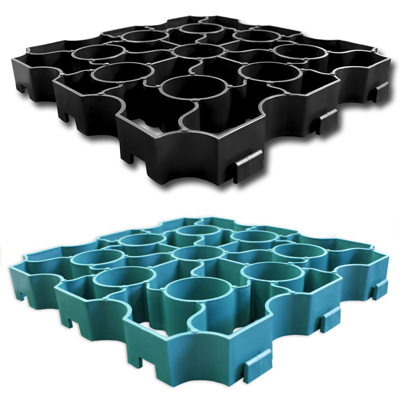 Black-X-Grid-&-Green-X-Grid