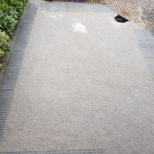 56m² X-Grid Gravel Driveway - Gravel Driveway Complete