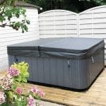 6ft x 6ft Hot Tub Base Install - Featured Image