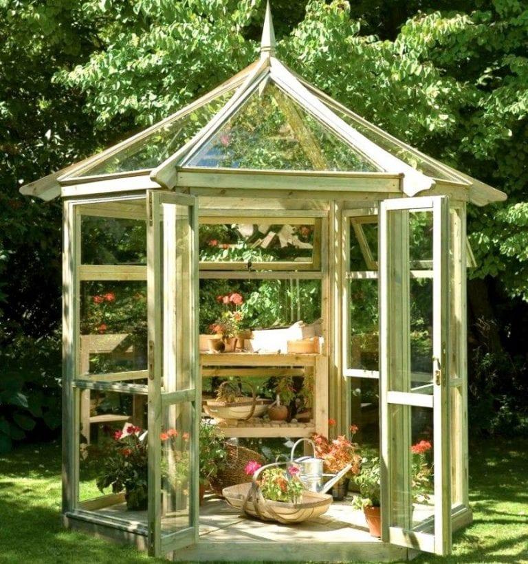Hexagonal Greenhouse