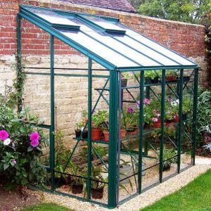 Lean To Greenhouse