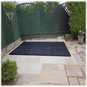 Keter Oakland 11'x7.5' Customer Review - Shed Floor