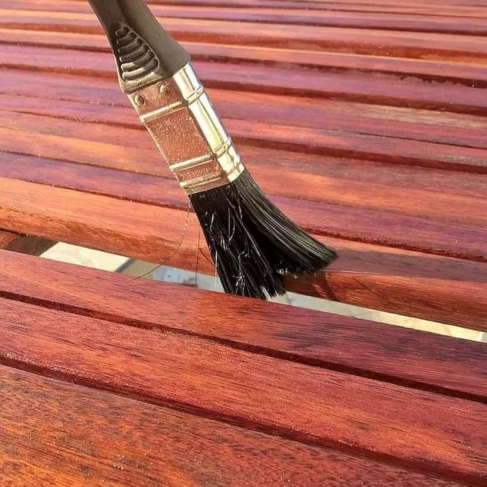 Waxing Wood