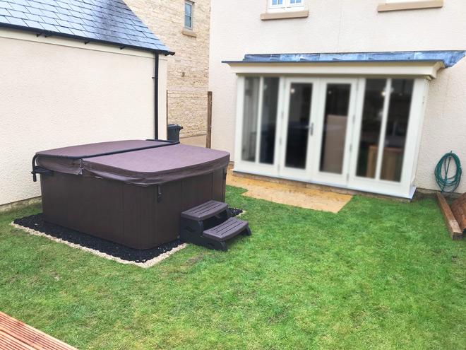 7ft x 7ft Hot Tub Base Conclusion