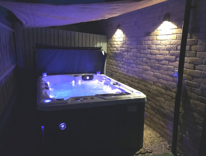 7ft x 5ft Hot Tub Base Installation Conclusion