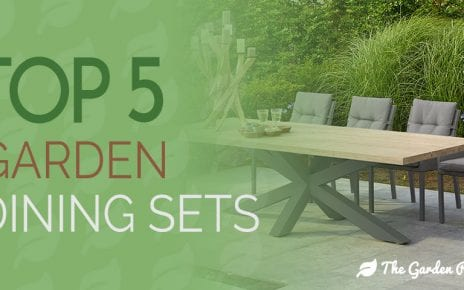 Top 5 Garden Dining Sets - Featured Image