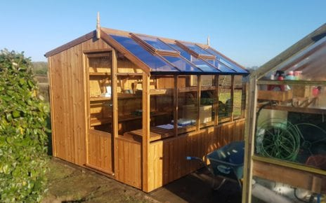 10ft x 7ft Shed Base Featured Image