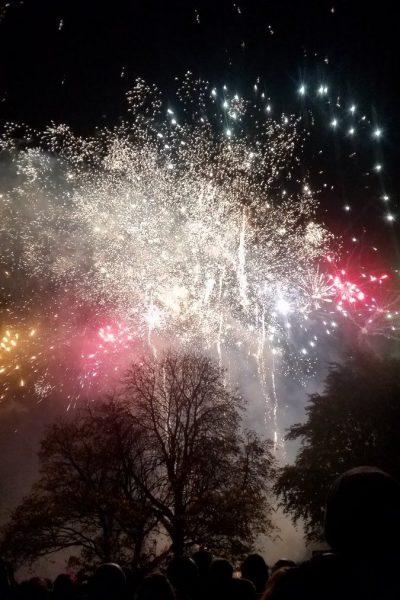 Rubber Grass Mats - Illuminate The Gardens Fireworks
