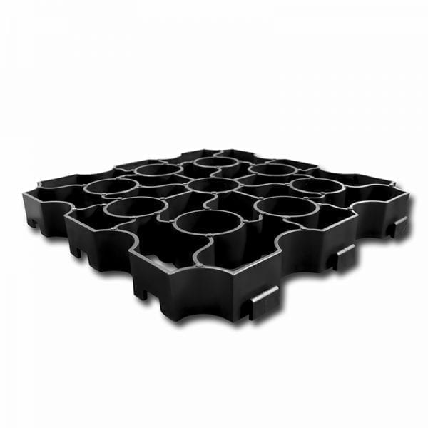 Black X-Grid