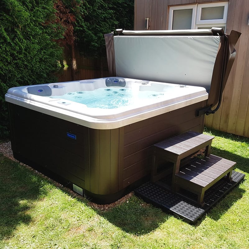 Hot Tub Base Suitable For Spas Up To 198x198cm Square