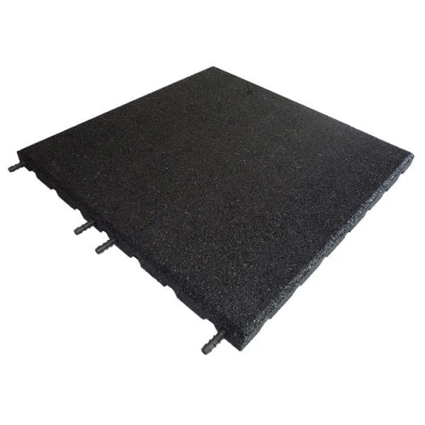 Inflatable Hot Tub Base Black