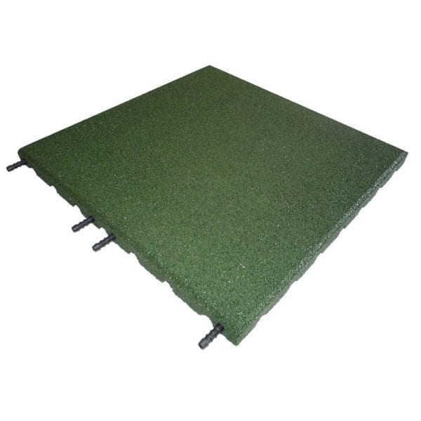 Inflatable Hot Tub Base Green