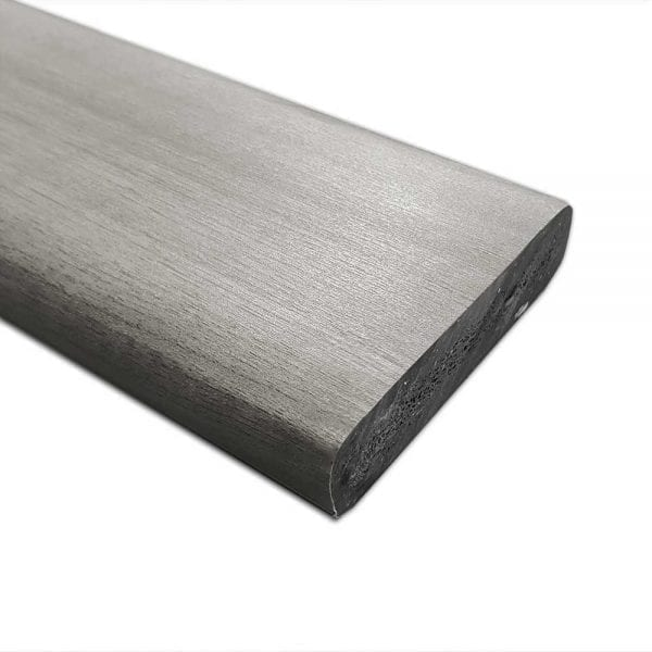 Elegrodeck Fascia Board - Charred Oak