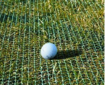 GrassMesh 640 - On Golf Course
