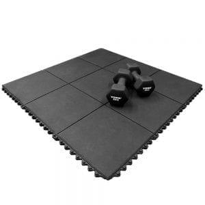 Rubber Gym Mats - Rubber Gym Flooring