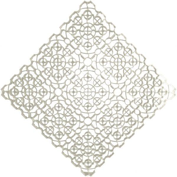 White X-Grid 1m²