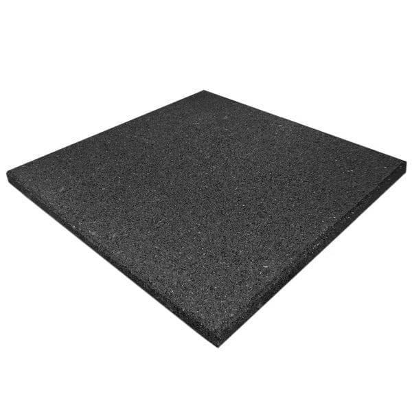 Rubber Tile Black