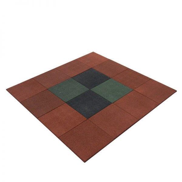 Rubber Tiles Sample